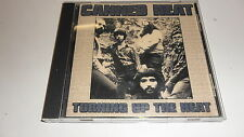 CD   Turning Up the Heat von Canned Heat