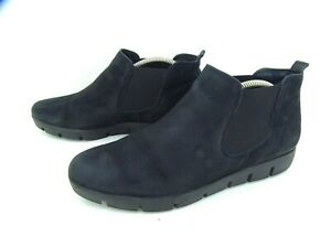 Paul Green Chelsea Schuhe Winterstiefel Stiefel Stiefeletten Boots Gr 39 UK 6