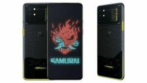 OnePlus 8T 5G Dual 256GB(12GB RAM)Cyberpunk 2077 Limited Edition CN FREESHIP