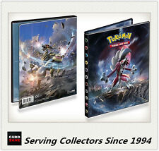 Pokemon Card Guardian Rising ULTRO PRO 1/2 A4 Portfolio 9 Card Album 80 cardx5
