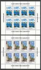 Turkish North Cyprus Stamps 2018 Outdoor Sports Canoeing Cycling Full Sheet MINT