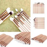 12pcs Soft Eyeshadow Makeup Brushes Set Pro Eye Shadow Blending Make Up Brushes