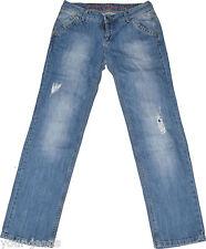 Esprit Jeans  Denim 94107  Gr. 28/32  Stretch  Vintage  Used/Destroyed Look