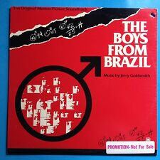 Soundtrack Boys From Brazil-1978 A&M W/L PROMO-VG++/M-  Unplayed-Jerry Goldsmith