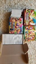 Lot 70 Cartes DRAGON BALL SUPER CARD GAME DBZ Françaises 0 Double NEUF + 1Rare