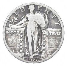 Better 1926 - US Standing Liberty 90% Silver Quarter Coin Set Break *524