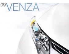 2009 09 Toyota Venza  oiginal sales brochure MINT