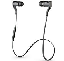Plantronics BackBeat Go 2 Bluetooth Headset Wireless Earphone Sweatproof Black