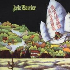 "Jade Warrior:  ""S/T""  (CD Reissue)"