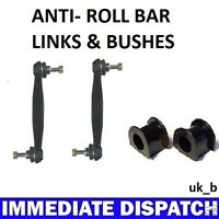 ALFA ROMEO 147 & 156 & GT REAR ARB Anti Roll Bar Sway bar 2 x Bushes & 2 x Links