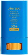 Clear Stick UV Protector Broad Spectrum SPF 50 Plus, SHISEIDO, 15 gram