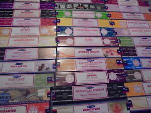 Satya Nag Champa Incense Sticks 15 Gram Buy 6 Get 6 Free Free Shipping