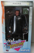 Bill & Ted's Excellent Adventure Rufus NECA Action Figure NEW in box!