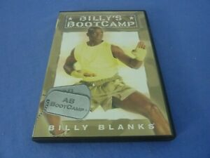 Billy's BootCamp AB BootCamp - DVD - Region 0