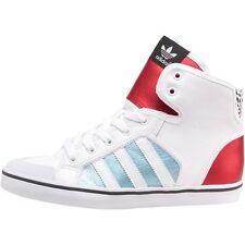 Adidas Originals Womens Honey Hoop Trainers Basket/White/Black UK 3.5 G95723