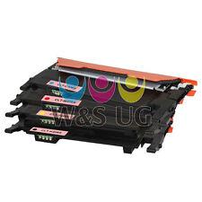 3-farbige Drucker-Tonerkassetten für Samsung
