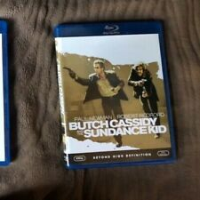 Butch Cassidy and the Sundance Kid (Blu-ray, 2007) Original Owner Played Once