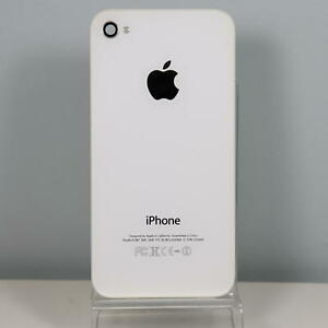 Apple iPhone 4S A1387 White Back Cover Replacement Part