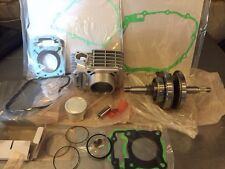 Honda cbf 125,150 cylinder crank shaft rebuild kit from 125 to 150 Cc All Model