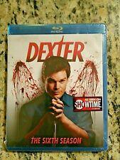 Dexter: Season 6 [Blu-ray], New, Free Shipping