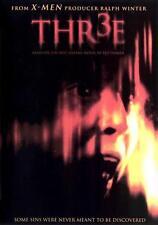 THR3E Movie POSTER 27x40 B