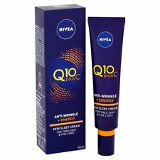 NIVEA Q10 plus Vitamin C Sleep Face Cream, Anti-Wrinkle + Energy, 50ml