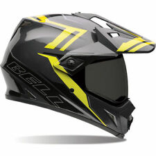Gloss Not Rated Thermo-Resin BELL Motorcycle Helmets