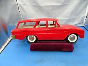 Vintage 60's Buddy L Station Wagon Parts or Restore