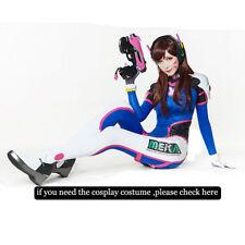 D.VA Waffe und Headset Cosplay Kostüm alles Plastik und PVC mit Licht und Effekt