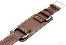 Fossil Original Lederband Ersatzband Armband braun JR1197 ohne Uhr m Federstegen