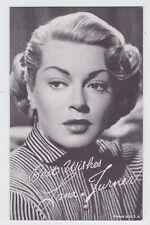 ARCADE CARD 1940'S MOVIE STAR LANA TURNER