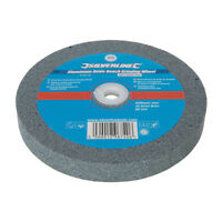 Grinding Wheel 150mm Fine Heavy Duty Sharpening Blunt Tools Disc Metal Alloys