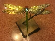Dragon Fly Sculpture By Chris Levatino