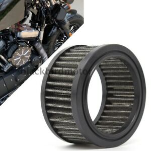 """2.95""""Air Cleaner Intake Filter For Harley Sportster XL883 XL1200 48  2004 -2018"""