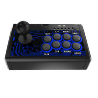 7 In 1 Arcade Fight Stick Game Controller Joystick for PS4 PS3 XBox PC Android