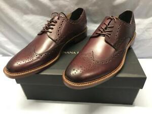 BANANA REPUBLIC  Leather Oxford Dress Shoes - HADLEY -  Mens 10.5