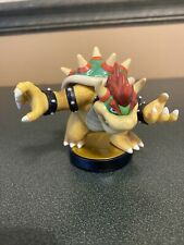 Nintendo Amiibo Super Smash Bros Bowser Figure
