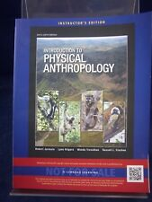 Introduction to Physical Anthropology; Instructor's Ed., 2013-2014 Ed. 180203