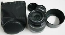 NX Samsung 50-200mm f4-5.6 OIS III objetivamente lens negro Black nx2000 nx300 nx1