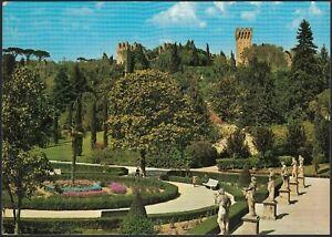 AA6988 Este (PD) - Interno Giardini - Cartolina postale - Vintage Postcard