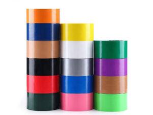 Panzertape Panzerband Gewebeband Packband Duct Tape 48mm x 50m in 8 Farben