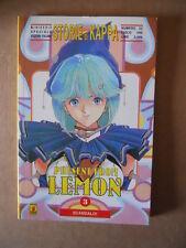Present From Lemon n°3 1996 MANGA Star Comics  [G712]