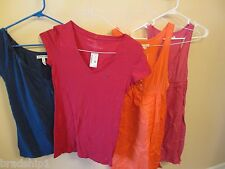 Aeropostale Clothing - Small - Girls or Ladies  Summer Tops & more = 4 pieces