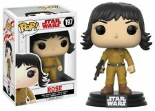 Star Wars The Last Jedi Rose Pop! Vinyl Figure Funko #197