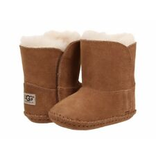 Children's Shoes UGG Infant Caden Bootie 1005198I Chestnut  *New* Size 2/3