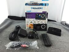 SiriusXm (Sxpl1H1) Onyx Plus Satellite Radio Receiver, Home Kit - Black - Used
