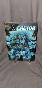 X-FACTOR: HARD LABOR PREMIERE HC (2011 Series) hardcover