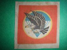 "South Vietnamese Army ARVN ""NHAY DU"" Airborne Cloth Print Patch"