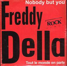 CD single: Freddy Della: tout le monde en parle. 3 titres. musicbox. D6