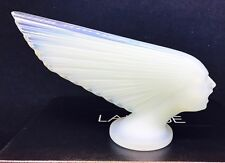SCULPTURE VICTOIRE Spirit of the Wind OPALESCENT LALIQUE CAR MASCOT PAPERWEIGHT